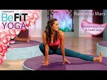 Yoga for Bootylicious Buns & Lean Legs- BeFit Yoga (Rainbeau Mars)