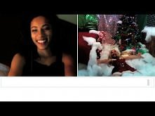Mariah Carey - All I Want For Christmas Is You (Chatroulette Version)