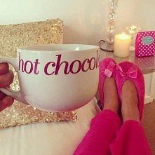 Są tu miłośniczki różowego i co najważniejsze ciepełka? :)