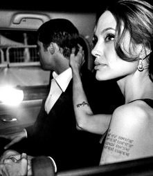 Angelina & Brad