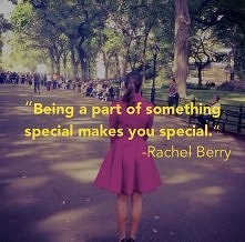 """Being a part of somet..."