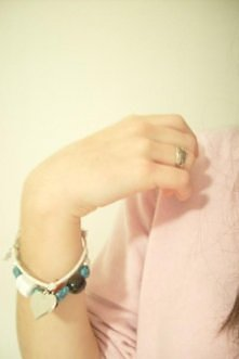 my hand ^^