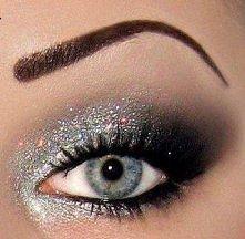 Śliczne makijaże sylwestrowe!
