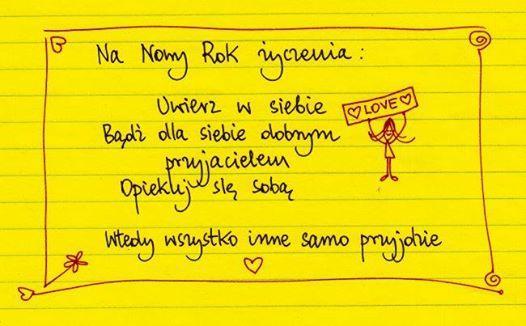 życzenia Na Nowy Rok Beata Pawlikowska Na Cytatysentencje