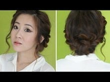 Twisted Updo Hairstyles