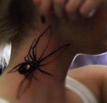 Tatuaż 3D.