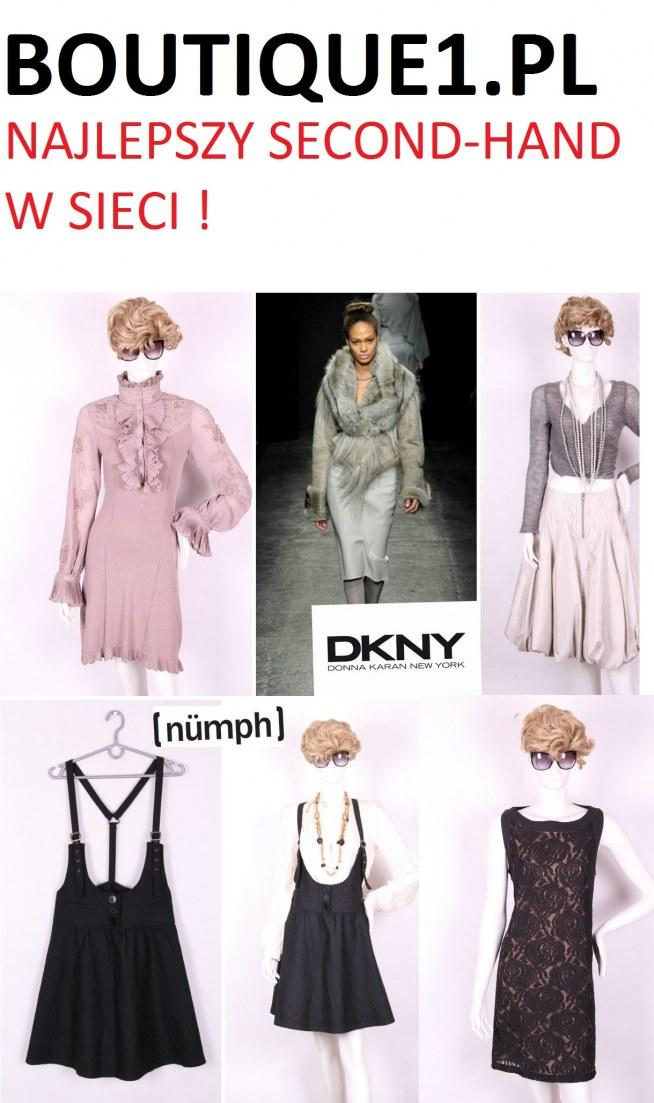 Markowe ubrania, ekskluzywna odzież męska i damska, końcówki