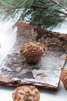Muffinki z makiem i migdałami