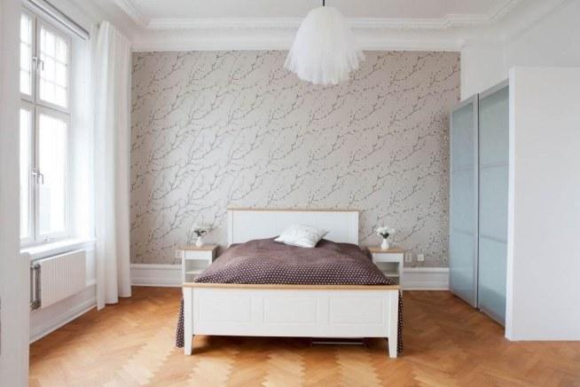 Koło łóżka Na Architektura Zszywkapl