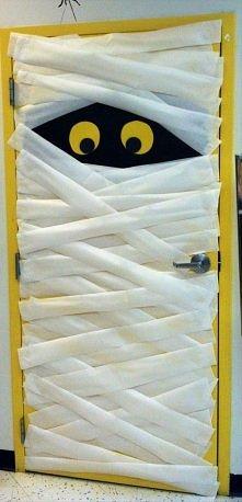 Mummy Door :D