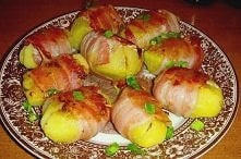 Ziemniaki faszerowane, piec...