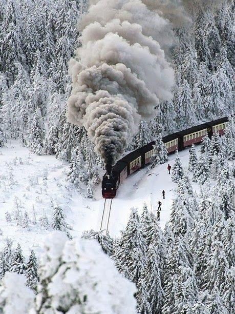 Pociąg.