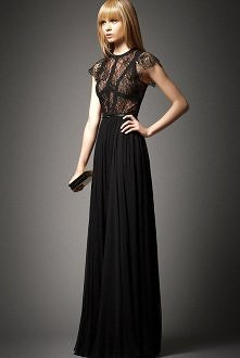 Black dress to impress