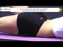 Effective & quick way to lose belly fat: 10 min abs workout