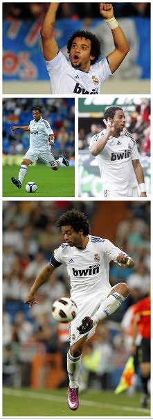 Marcelo Vieria, Real Madryt...