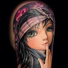 Tattoo Artist: Randy Engelhard