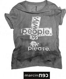 """Koszulka/t-shirt """"People slowly please"""""""