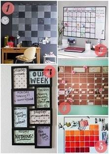 rodzaje kalendarzy w mieszk...