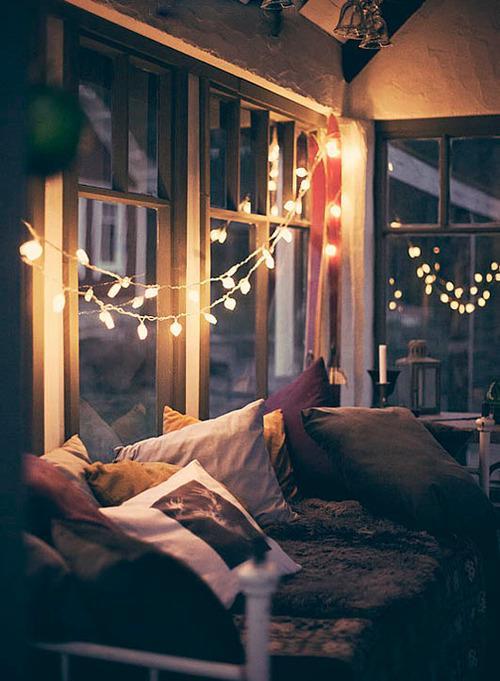 Lubię Wychodzić Zimą Na Balkon Po To By Wracając Poczuć Ci