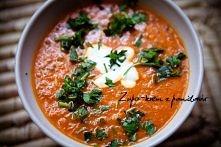 Zupa krem z pomidorów zjedz...