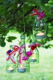 dekoracje w ogrodzie