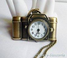 aparat z zegarkiem