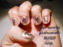 The Mortal Instruments Runes NAILS