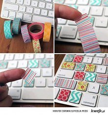 *keyboard diy