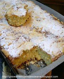 Ciasto drożdżowe leniwej go...
