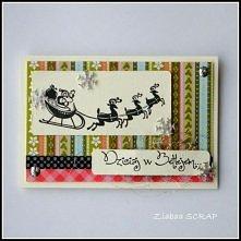 Kartka na Boże Narodzenie 2013