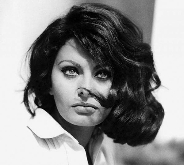 Sophia Loren 1953 Na Beauty Zszywkapl