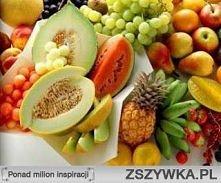Stosował ktoś owocową diete...