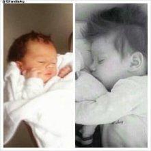 mały, słodki Theo ♥