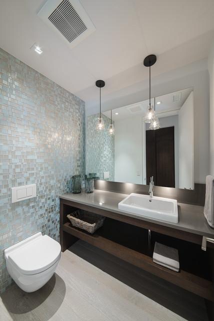 lámpara colgante de baño