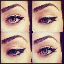 uwielbiam taki make up <3