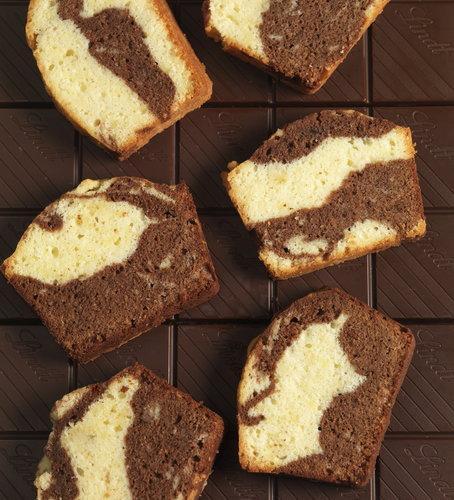 Marmurek - ciasto z 5 składników