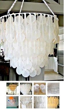 abażury do lampy design*sponge