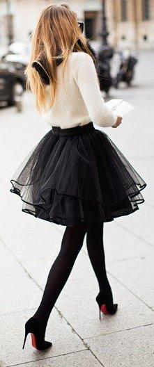 Śliczna spódniczka!