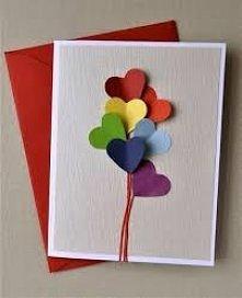 Zbliżają się walentynki czas i pora rozejrzeć się za pomysłami. Co sądzicie o własnoręcznie wykonanych kartkach? :)