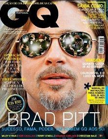 Brad Pitt in GQ Portugal Ja...