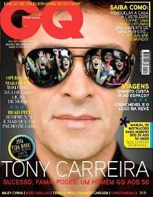 Tony Carreira in GQ Portuga...