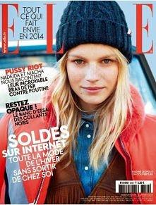 Nadine Leopold for Elle Fra...