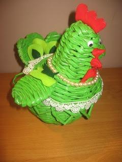 Wielkanocna kurka :)