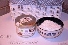 Olej kokosowy - najlepszy na diecie. O jego właściwościach czytaj po kliknięciu :)