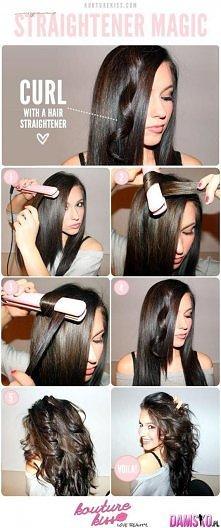 Zaplanowany nieład fryzura - jak zrobić