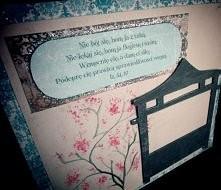 Japońska kartka dla kolegi ...