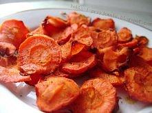 Chipsy marchewkowe! Idealna...