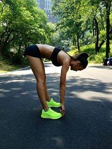 fit fit fit! czas na bieganie :)) swoją drogą mega buty ;> ♥