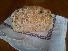 Domowy chleb pszenno-żytni ...