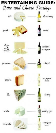 :) cheese and wine